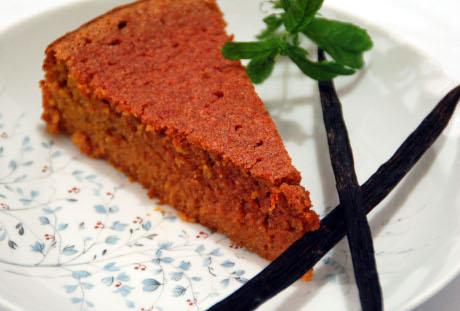 Surprise Pudding (aka Jamie Oliver's Beetroot Cake) | Baking